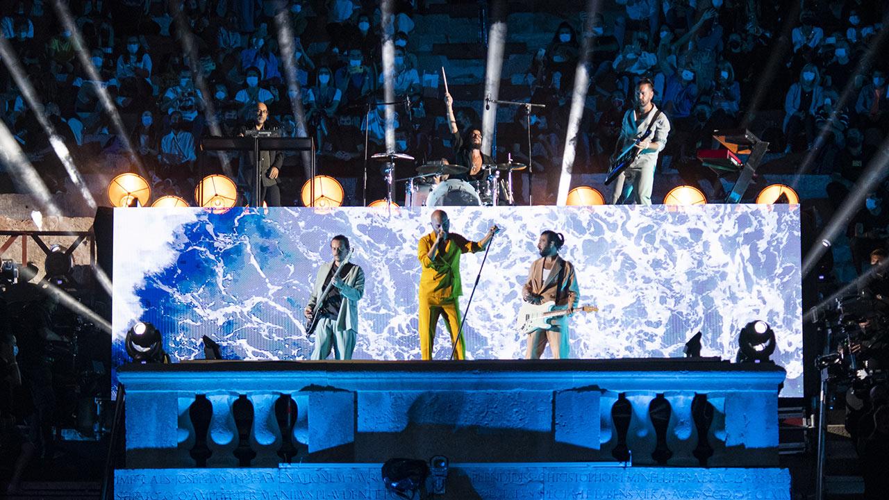 Seat Music Awards 2021: l'Arena di Verona si veste di musica