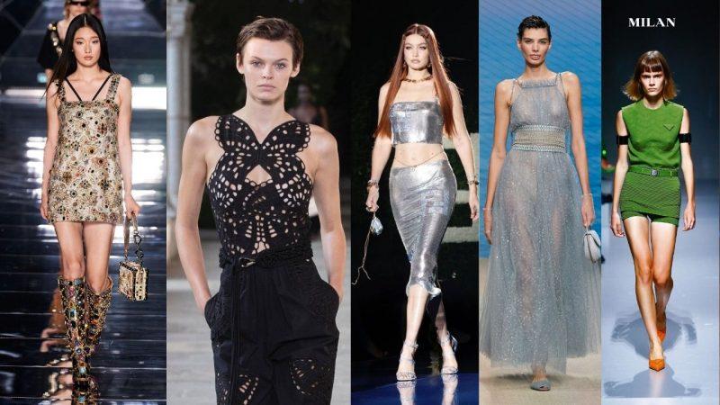 Milano Fashion Week 2021: le passerelle P-E 2022