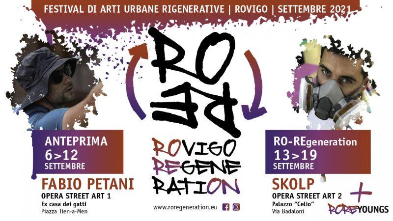 RO-RE Rovigo Regeneration 2021