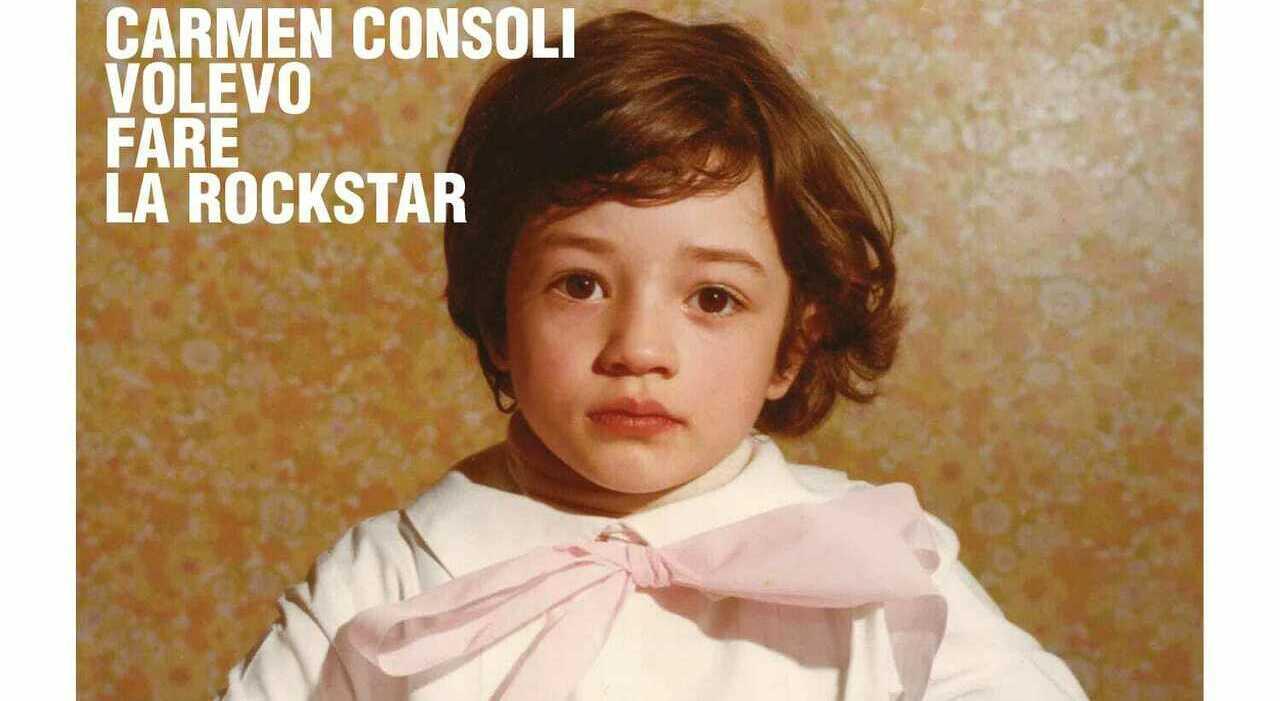 """Carmen Consoli: in """"Volevo fare la rockstar"""" c'è tutta la vita che conta"""