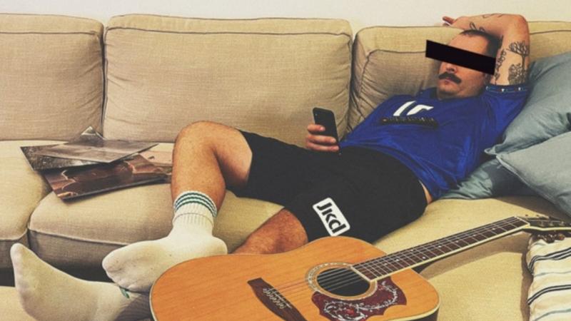 Serie A, il nuovo singolo di Guzzi