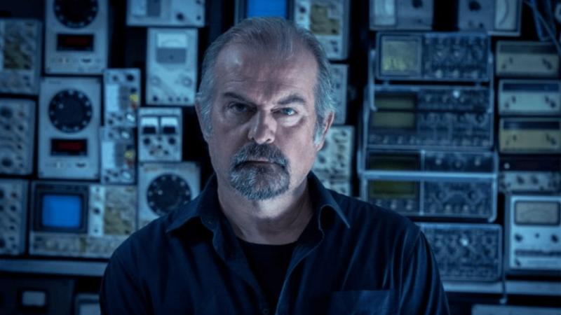 """Paolo F. Bragaglia e Ganzfeld Frequency Test presentano """"The Man From The Lab"""""""