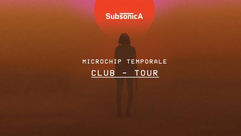 """Subsonica, posticipato al 2022 il """"Microchip Temporale Club Tour"""""""