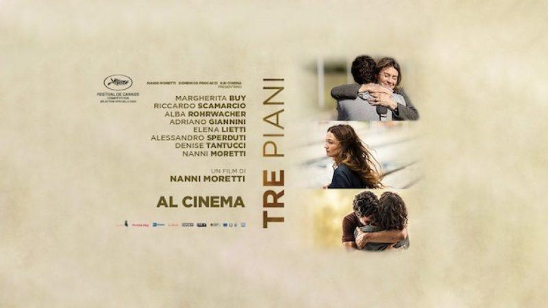 Tre Piani: il film diretto da Nanni Moretti tratto dal libro di Eshkol Nevo